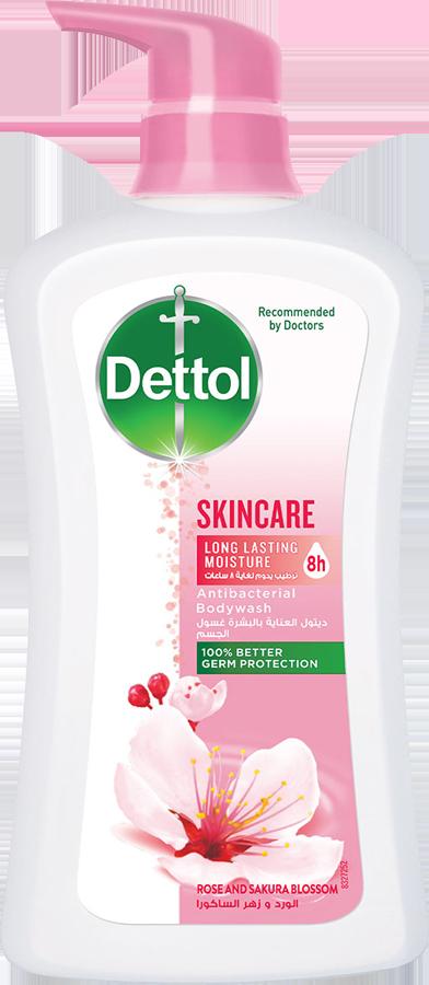 Dettol Anti-Bacterial Body Wash Skincare