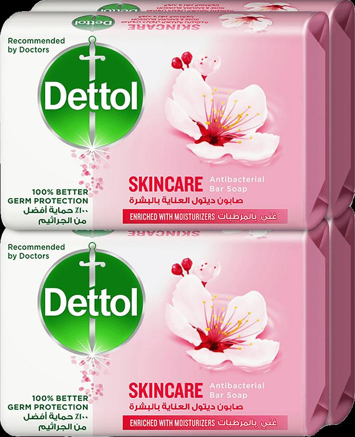 Dettol Anti-Bacterial Bar Soap Skin Care