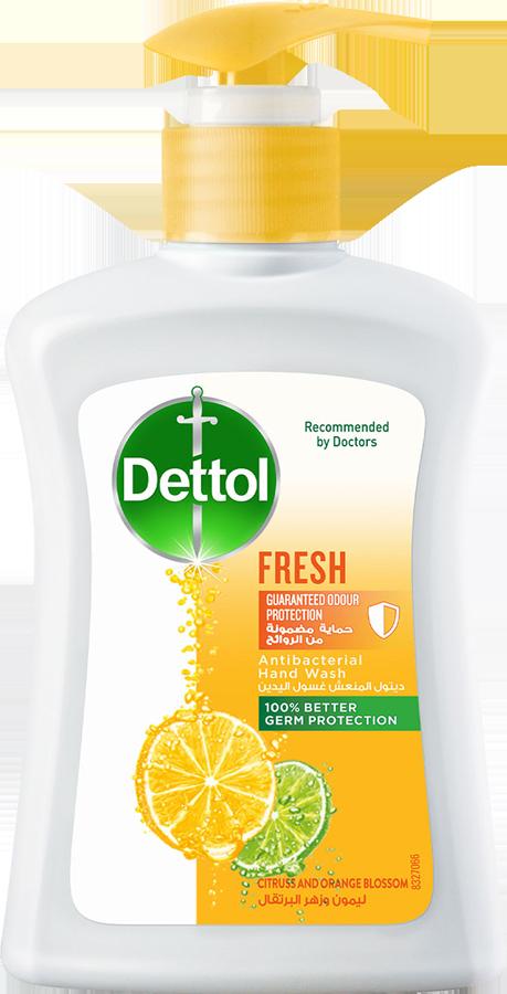 Dettol Antibacterial Handwash Fresh