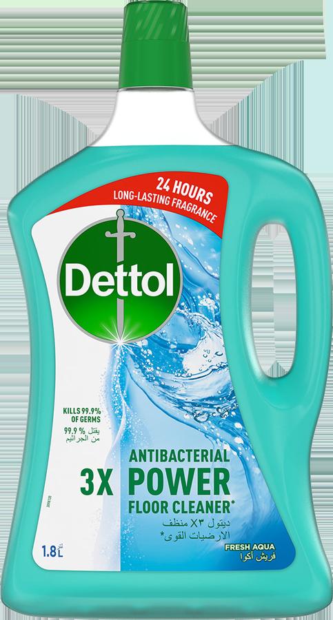 Dettol Multipurpose Floor Cleaner Fresh Aqua
