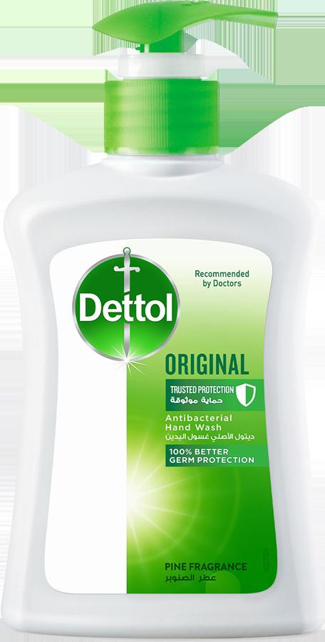 Dettol Antibacterial Handwash Original