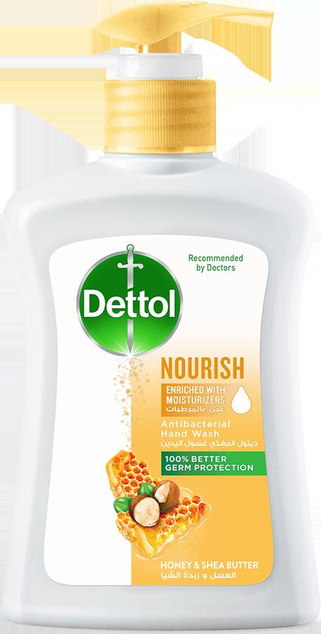 Dettol Antibacterial Handwash Nourish