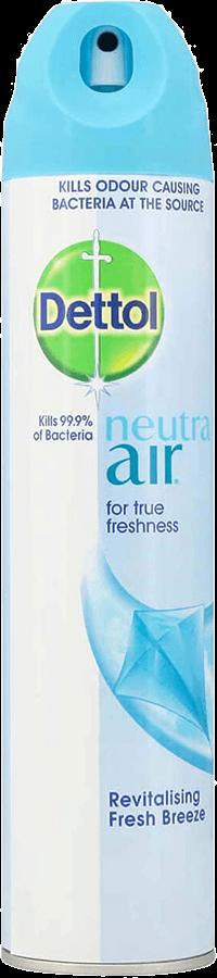 Dettol Neutra Air Revitalising Fresh Breeze Freshner