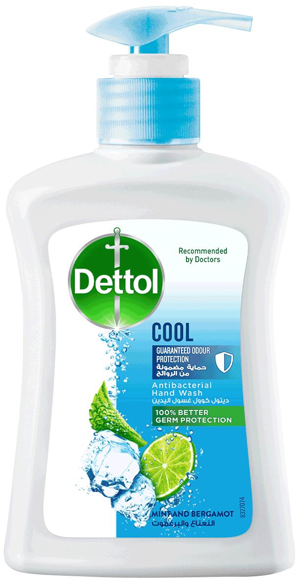 Dettol Antibacterial Handwash Cool