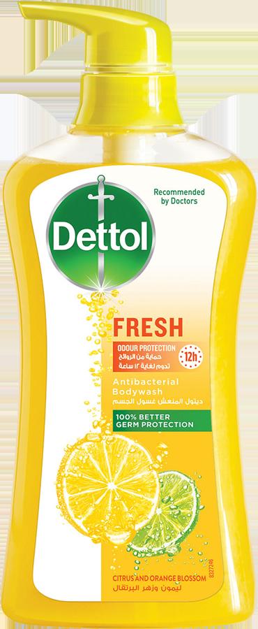 Dettol Anti-Bacterial Body Wash Fresh