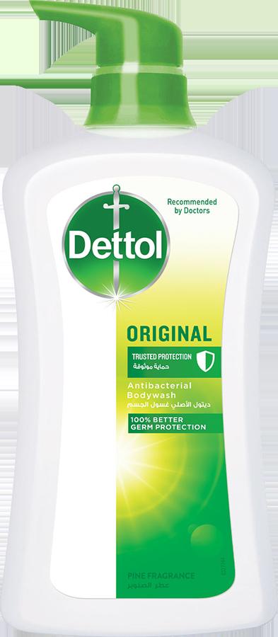 Dettol Anti-Bacterial Body Wash Original